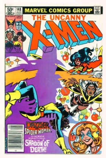 UNCANNY X-MEN #148 Marvel Comics 1981