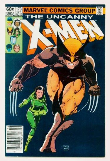 UNCANNY X-MEN #173 Marvel Comics 1983 NM