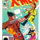 UNCANNY X-MEN #195 Marvel Comics 1985