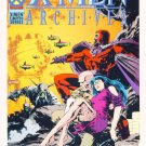 Magneto X-MEN ARCHIVES #4 Marvel Comics 1995