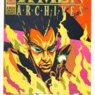 X-MEN ARCHIVES #2 Marvel Comics 1995