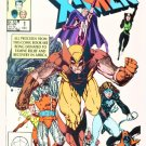 X-MEN HEROES FOR HOPE #1 Marvel Comics 1985 NM