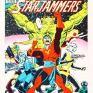 X-MEN SPOTLIGHT ON STARJAMMERS #1 Marvel Comics 1990 NM