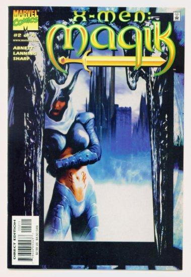 X-MEN MAGIK #2 Marvel Comics 2000 NM