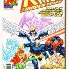 X-MEN THE HIDDEN YEARS #1 Marvel Comics 1999 NM