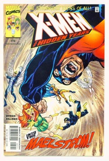 X-MEN THE HIDDEN YEARS #5 Marvel Comics 2000 NM