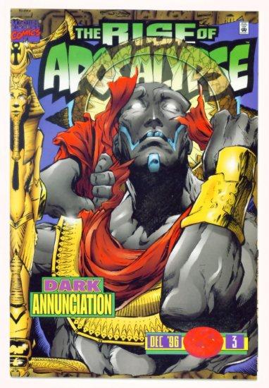 The RISE of APOCALYPSE #3 Marvel Comics 1996 NM X-MEN