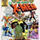 X-MEN VS OBNOXIO #1 Marvel Comics 1983
