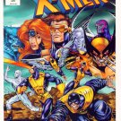 X-MEN OFFICIAL MARVEL INDEX #1 Marvel Comics 1994 NM