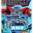 STRYFES STRIKE FIILE #1 Marvel Comics 1993 NM X-Men