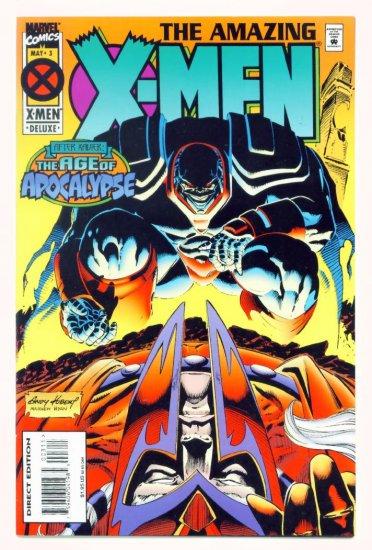 AMAZING X-MEN #3 Marvel Comics 1995 NM