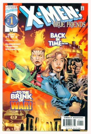 X-MEN TRUE FRIENDS #1 Marvel Comics 1999 NM