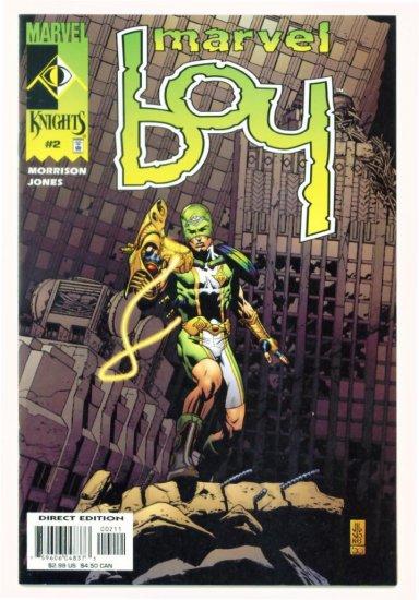 MARVEL BOY #2 Marvel Comics 1999 NM