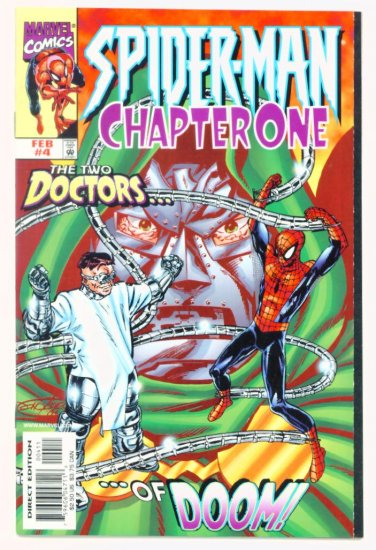 SPIDER-MAN CHAPTER ONE #4 Marvel Comics 1999 NM