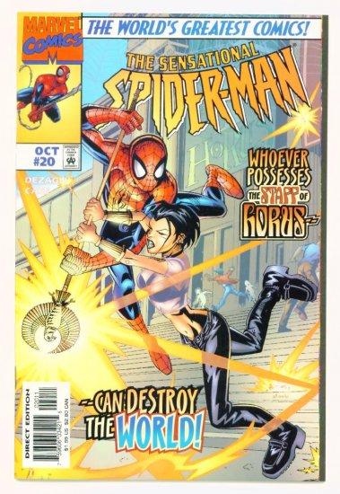 SENSATIONAL SPIDER-MAN #20 Marvel Comics 1997 NM