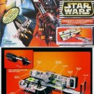 STAR WARS MICRO MACHINES DARTH VADERS LIGHTSABER Death Star Trench