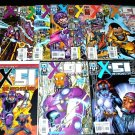 MACHINE MAN X-51 Lot of 10 Marvel Comics 1999 - 2000