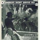 OPERATOR 5 Volume 3 #1 December 1934 Pulp Replica