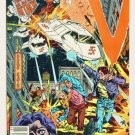 V The VISITORS #3 DC Comics 1985