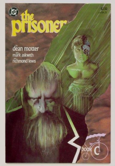 The PRISONER BOOK C DC Comics 1988