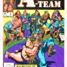 The A-TEAM #2 Marvel Comics 1984 NM
