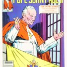 The LIFE of POPE JOHN PAUL II Marvel Comics 1982