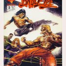 BRUCE LEE #2 Malibu Comics 1994 NM