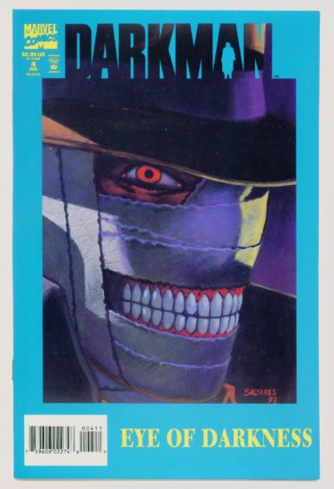 DARKMAN #4 Marvel Comics 1993