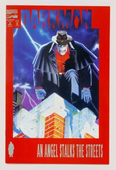 DARKMAN #2 Marvel Comics 1993