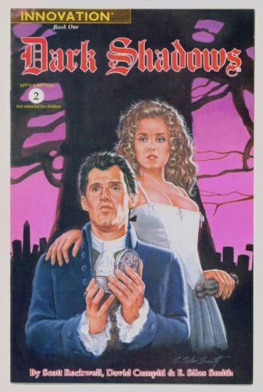 DARK SHADOWS BOOK ONE #2  Innovation Comics 1992