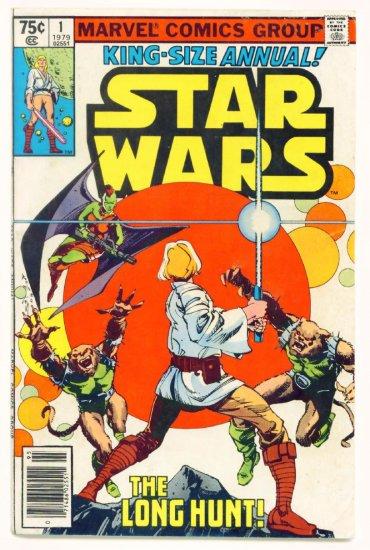 STAR WARS ANNUAL #1 Marvel Comics 1979