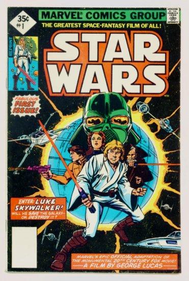 STAR WARS #1 Marvel Comics 1977