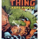 HULK vs THING HARD KNOCKS #1 Marvel Comics 2004 NM
