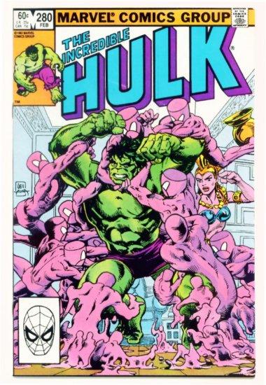 INCREDIBLE HULK #280 Marvel Comics 1983 NM