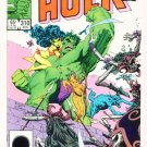 INCREDIBLE HULK #310 Marvel Comics 1985 NM