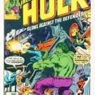 INCREDIBLE HULK #207 Marvel Comics 1977 The Defenders