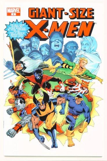 GIANT SIZE X-MEN #3 Marvel Comics 2005