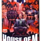 HOUSE of M #1 Marvel Comics 2005 X-MEN AVENGERS