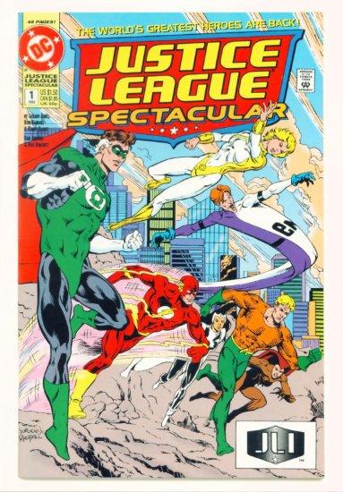 Justice League of America Spectacular #1 DC Comics 1992