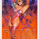 DAWN PIN-UP GODDESS #1 LINSNER COMICS 2001