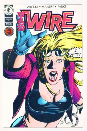 BARB WIRE #6 Dark Horse Comics 1994 NM