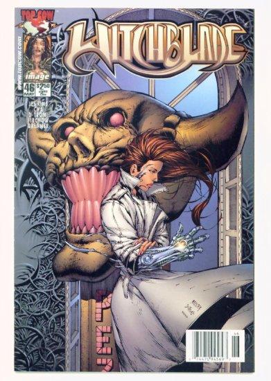 WITCHBLADE #46 Image Top Cow Comics 2001