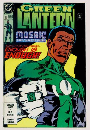 GREEN LANTERN #16 DC Comics 1991