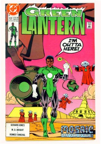 GREEN LANTERN #17 DC Comics 1991