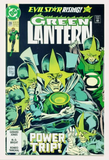 GREEN LANTERN #28 DC Comics 1992