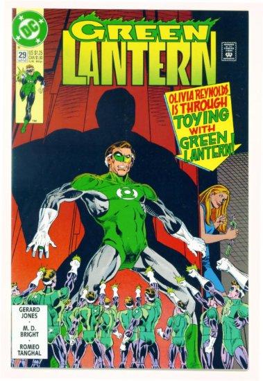 GREEN LANTERN #29 DC Comics 1992