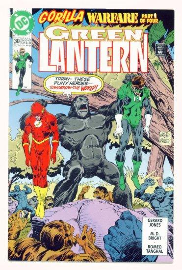 GREEN LANTERN #30 DC Comics 1992
