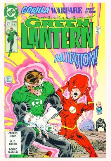 GREEN LANTERN #31 DC Comics 1992