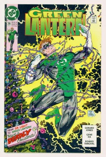 GREEN LANTERN #36 DC Comics 1993
