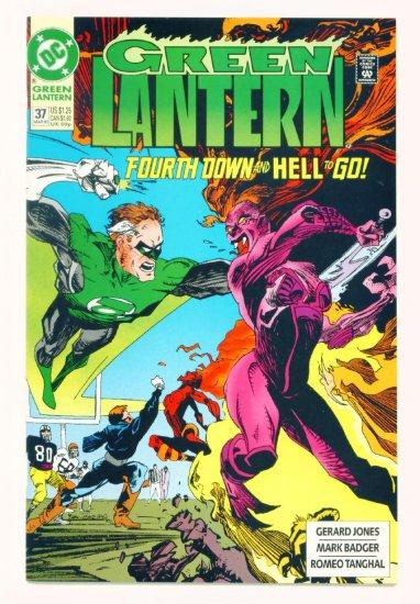 GREEN LANTERN #37 DC Comics 1993
